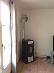 Poele Granule Ventouse : conduit en sortie murale ventouse stera ~ Premium-room.com Idées de Décoration