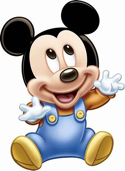 Mickey Bebe Minnie Imagen Guardar Como