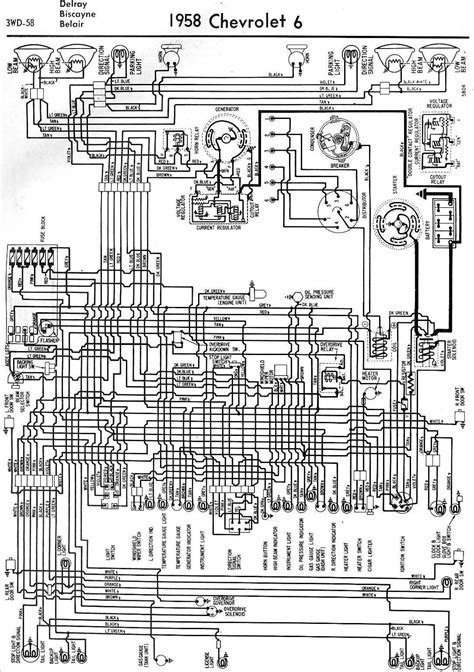 1957 Chevy Truck Turn Signal Wiring Diagram