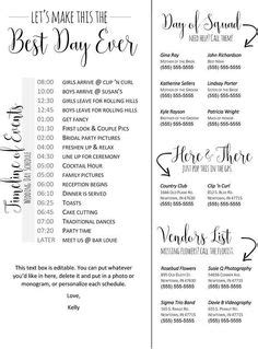 stay  time   big dayplanning  wedding
