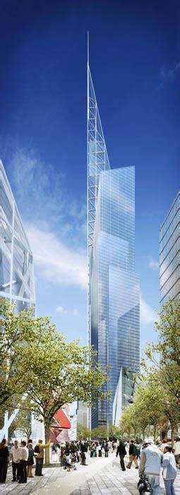 world trade center master plan libeskind