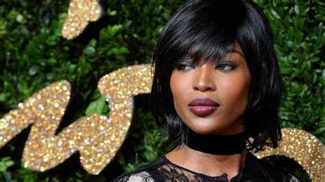 Naomi Campbell Talks About The Discrimination Black Models ...