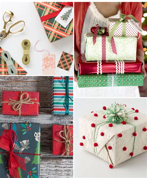 Present Perfect  Christmas Gift Wrapping Ideas