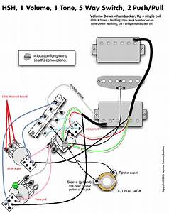 Fender Stratocaster Wire Diagram