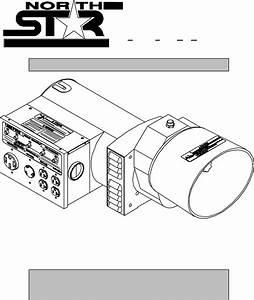 North Star Portable Generator 13000 Ptog User Guide