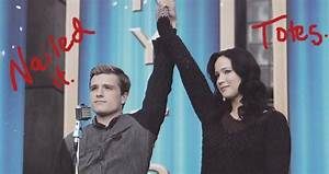 The Best Book Adaptation I've Seen Is...'Catching Fire ...