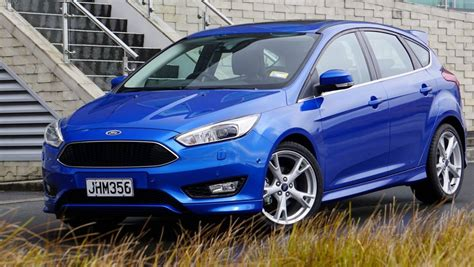 Titanium Sports Technologies by Ford Focus Titanium Makes Sport Of Small Car Market