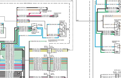 Caterpillar Forklift Wiring Diagram Detailed Schematics