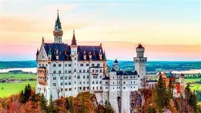 Castle Neuschwanstein Wallpapers Backgrounds