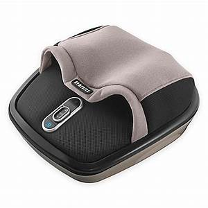 homedicsr shiatsu airmax rolling foot massager bed bath With bed bath and beyond foot massager