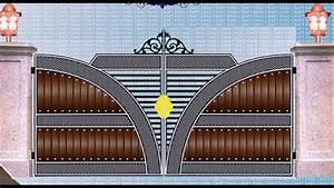 Main Gate Design For House In India - YouTube