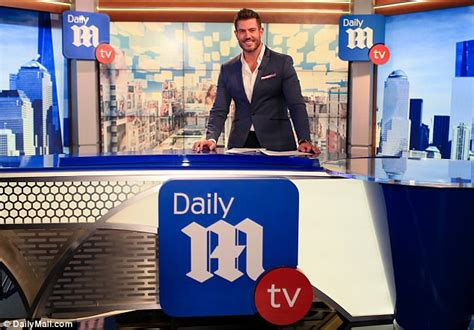 DailyMail TV host Jesse Palmer's outlaw roots in Canada ...