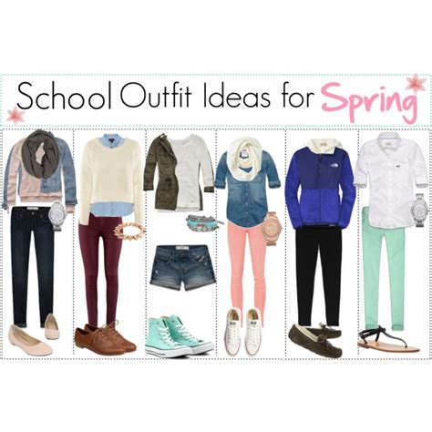 Cute Spring Outfits For School | www.pixshark.com - Images Galleries With A Bite!