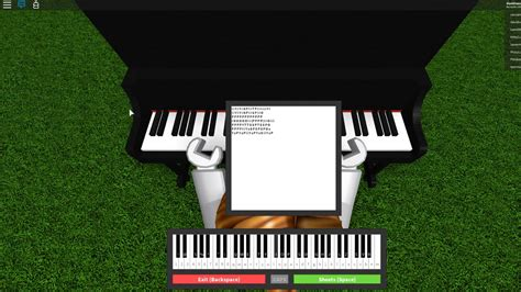 faded roblox piano sheets  robux