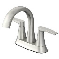 Lowes Canada Bathroom Sink Faucets by Jacuzzi Lyndsay 2 Handle 4 In Centerset Watersense