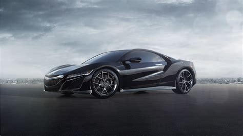 Honda Nsx 2018 Wallpaper Hd Car Wallpapers