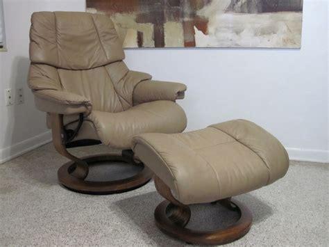 buy this used ekornes stressless recliner chair modern