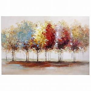 25 best images about art over couch on pinterest living With best brand of paint for kitchen cabinets with large birch tree wall art