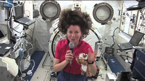 Space Station Tour Of Iss By Nasa Woman Astronaut Of