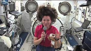 Space Station Tour of ISS by NASA Woman Astronaut of ...