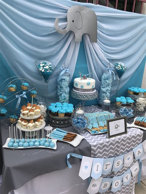 Baby Shower Ideas by Peanut Babyshower Dessert Table Bar Ideas
