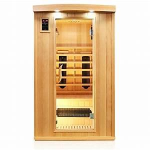 Sauna Für 2 Personen : tronitechnik infrarotsauna 2 personen infrarotkabine sauna ~ Articles-book.com Haus und Dekorationen