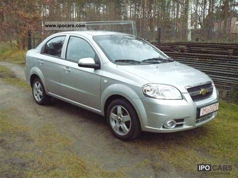 2008 Chevrolet Aveo 1.4 16v Lt, 4 Door, Sedan.
