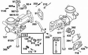 Briggs And Stratton Choke Assembly Diagram