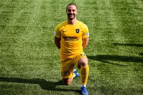 Scott Robinson - Livingston Football Club