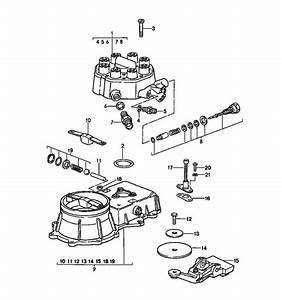 K-jetronic  Stopper For Air Flow Sensor