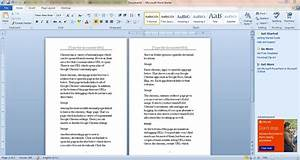 word 2013 book template - how to set up a booklet document with microsoft word 2010