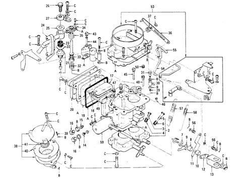 datsun 510 carburetor hitachi l16 manual from aug 70 to may 71