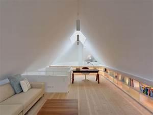 Küche Unter Der Dachschräge : arbeitsplatz unter der dachschr ge 5 einrichtungstipps ~ Lizthompson.info Haus und Dekorationen