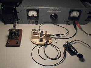 How To Build A Telegraph Set  The Sounder