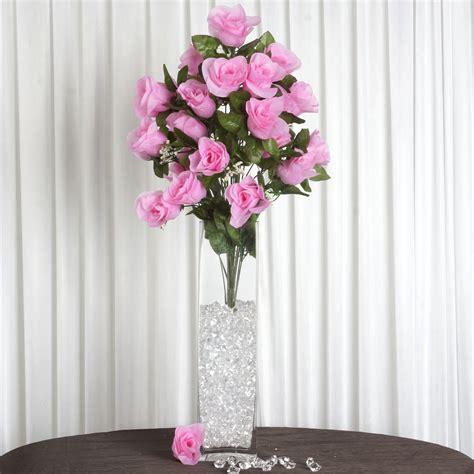 192 buds bush wedding flowers wholesale