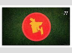 Flag of Bangladesh 4K HD Desktop Wallpaper for 4K Ultra HD