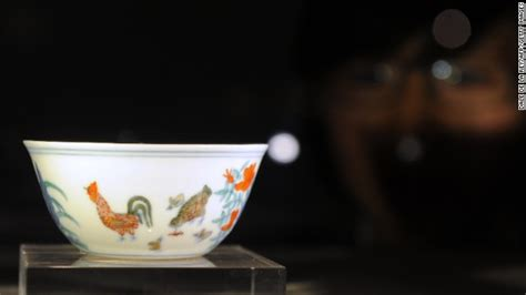 holy grail  chinese porcelain nets record bid