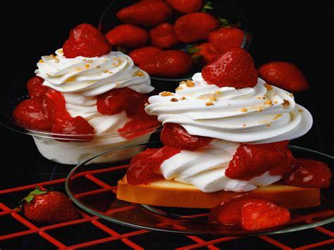 food desserts dessert delicious recipes wallpaper 23445084 fanpop
