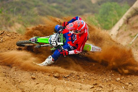 motocross in action motocross action magazine mxa builds a tmr vertex 2014