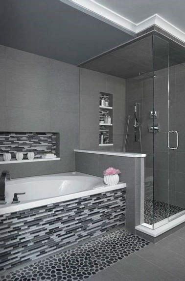 bathroom anatolia bliss midnight linear black pebbles