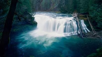 Wallpapers Waterfall Falls Waterfalls Nature Lewis Lower