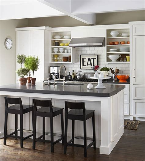 small eat in kitchen design ideas διακόσμηση 16 υπέροχες λευκές κουζίνες infokids 9319