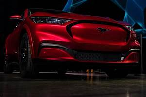 Ford Introduces The Mustang Mach-E At 2019 LA Auto Show