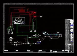 Pid Diagram Cauldron Dwg Block For Autocad  U2022 Designs Cad