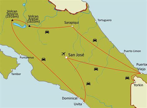 Voyage Circuit Costa Rica
