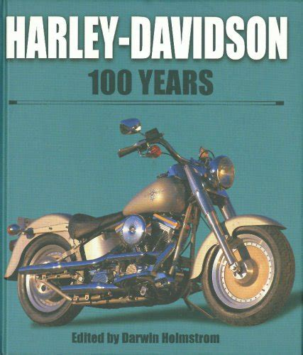 Book Harley Davidson by 100 Years Of Harley Davidson Book For Sale