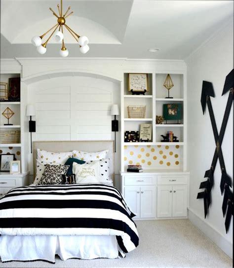 chambre en noir et blanc chambre fille chambre de fille en noir et blanc
