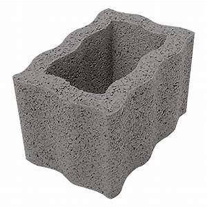 Pflanzkübel Eckig Beton : pflanzstein rasterstein grau 30 x 20 x 20 cm beton bauhaus ~ Sanjose-hotels-ca.com Haus und Dekorationen