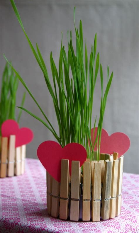 cute clothespin crafts  ideas hative