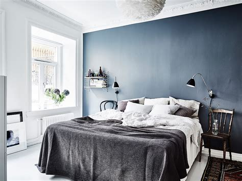 Bedroom Design Ideas Blue Walls by Blue Bedroom Wall Coco Lapine Designcoco Lapine Design